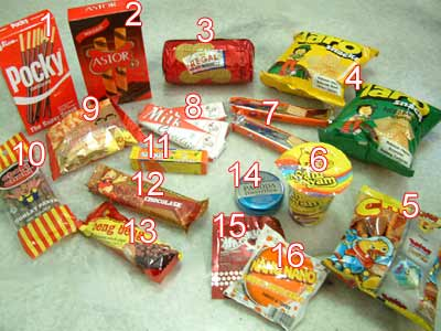 Image Result For Anak Mas Snack